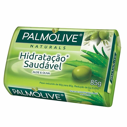 Sabonete Palmolive 85g  Aloe Oliva