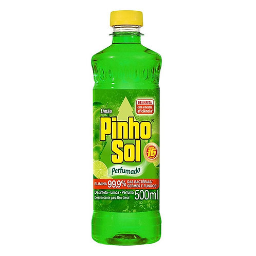 Pinho Sol 500ml  Limão