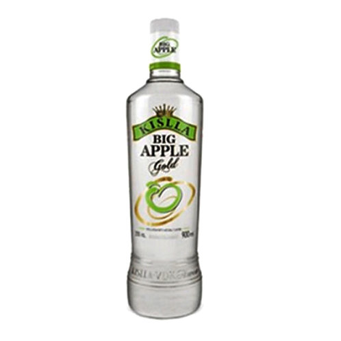 Vodka Kissla 890ml Big Apple Gold