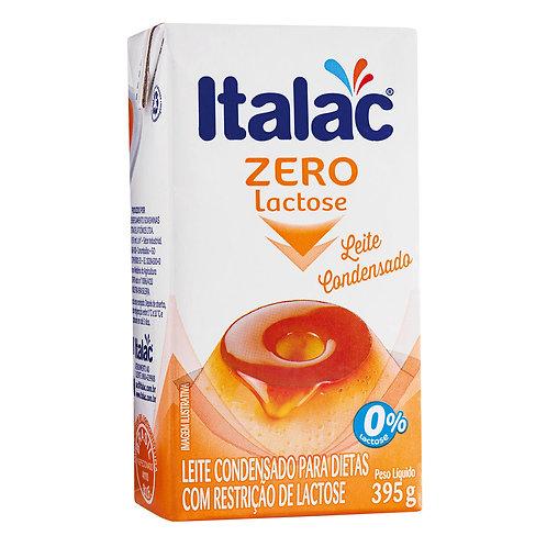 Leite Condensado Italac 395g Zero Lactose