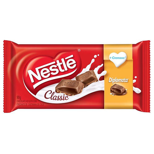 Chocolate Barra Nestle  90g Diplomata