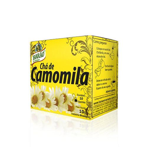 Chá Barão Camomila 10g