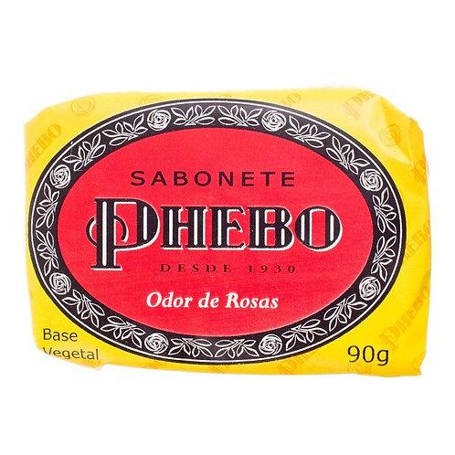Sabonete Phebo 90g  Rosas