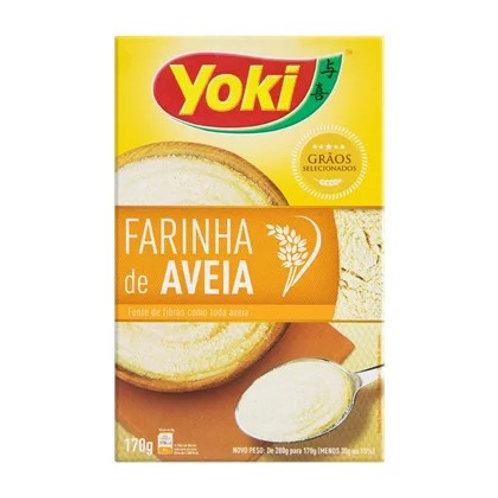 Farinha Aveia Yoki 170g