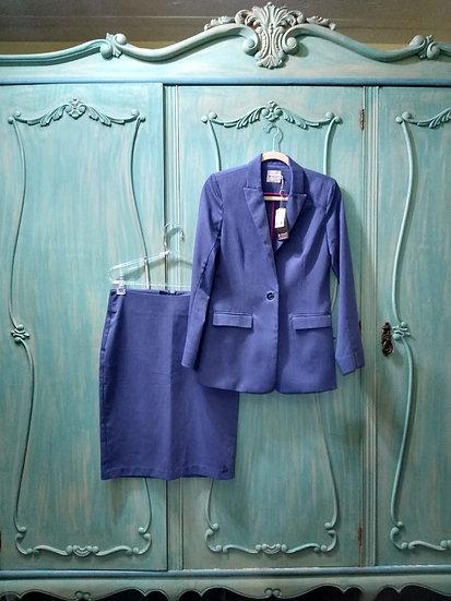 Terno saia+blazer Rabusch