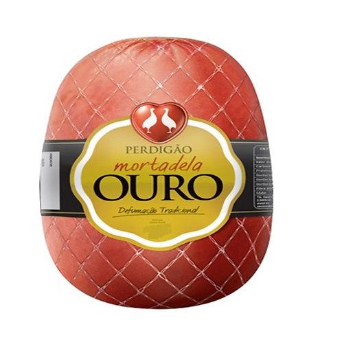 Mortadela Bolonha Ouro Perdigão - 200g (R$ 24,90/Kg)
