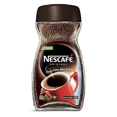 Café Nescafé Solúvel 160g Extra Forte