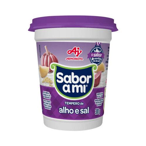Tempero Sabor Ami 300g Alho Sal