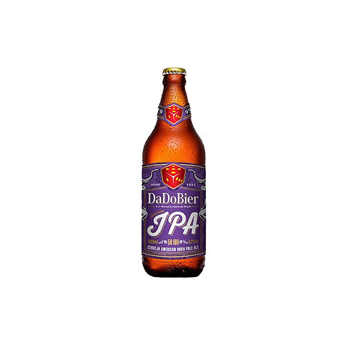 Cerveja Dado Bier IPA 600ml