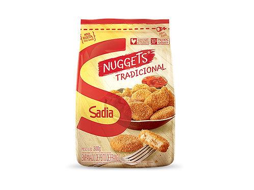 Nuggets Sadia 300g  Tradicional
