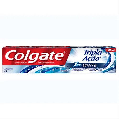 Creme Dental Colgate Tripla Xtra 70g  White