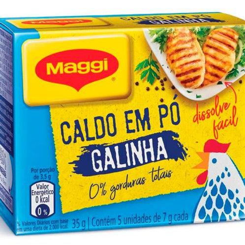 Caldo Maggi 35g  Galinha