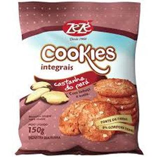 Cookies Zezé 150g  Castanha Do