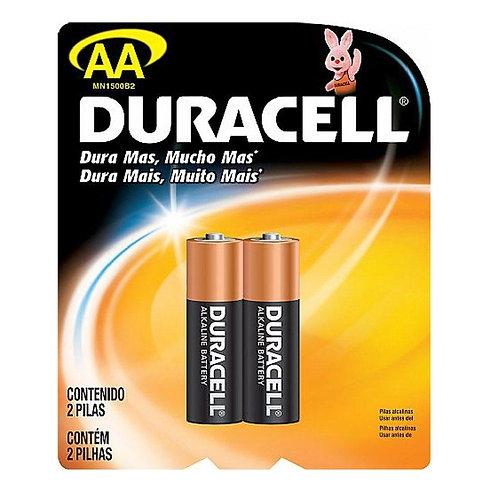 Pilha Duracell AA2