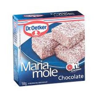 Maria Mole Oetker 50g  Chocolat