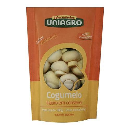 Cogumelo Sachê Uniagro 80g Inteiro