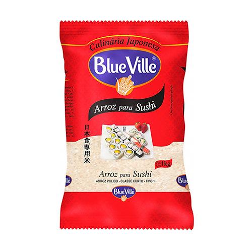 Arroz Blue Ville 1Kg Sushi