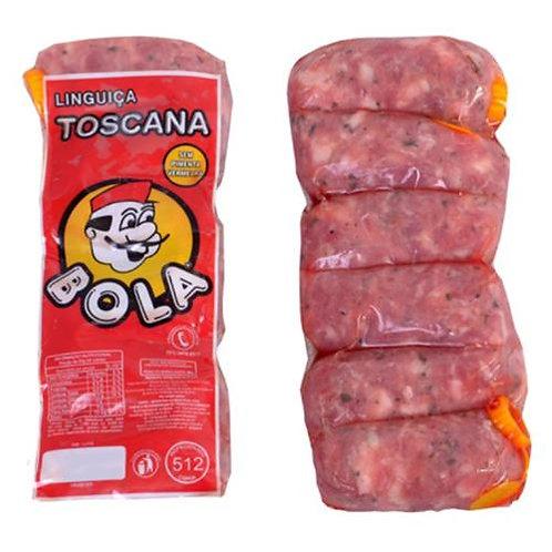 Linguiça Bola Toscana Sem Pimenta - 280g (R$ 31,90/Kg)