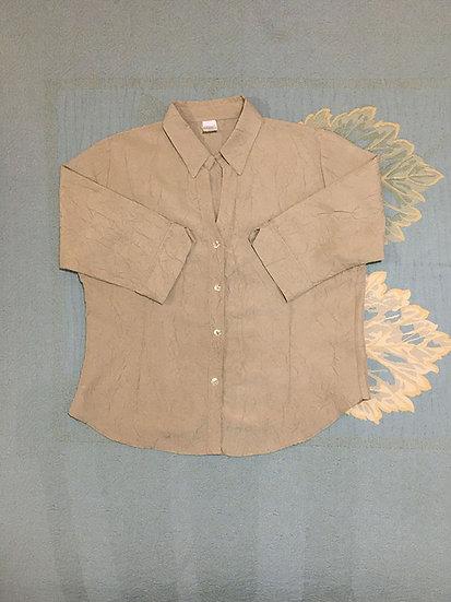 Camisa Seshin Bege - Tam GG