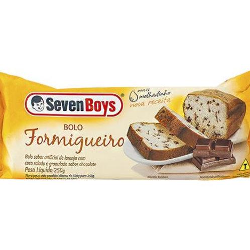 Bolo Seven Boys 250g  Formigueiro