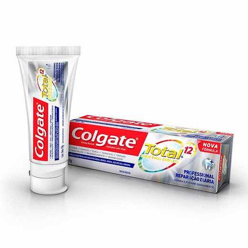Creme Dental Colgate Total 12 Professional 70g  ReparAção Diaria