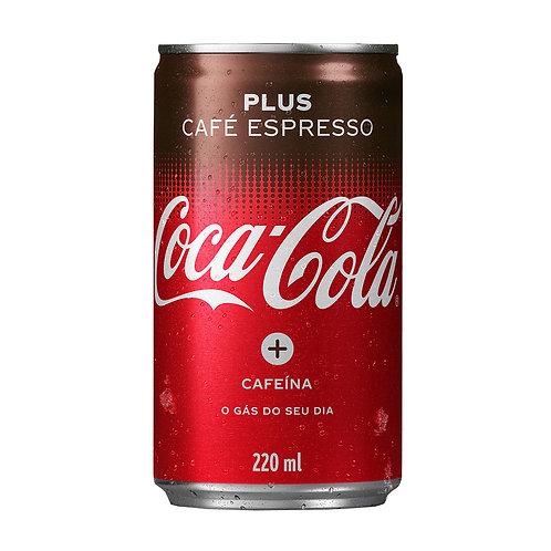 Refrigerante Coca Cola 220ml Café Expresso