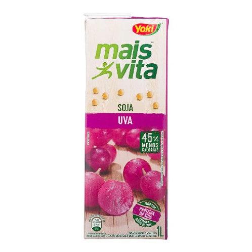 Alimento Soja Mais Vita 1L  Uva