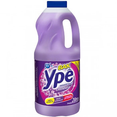Desinfetante Ype Bak 2L  Lavanda
