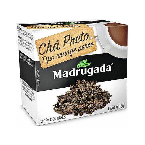 Chá Madrugada Preto 15g