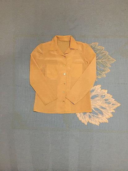 Camisa Amarela Alfaiataria - Tam 40