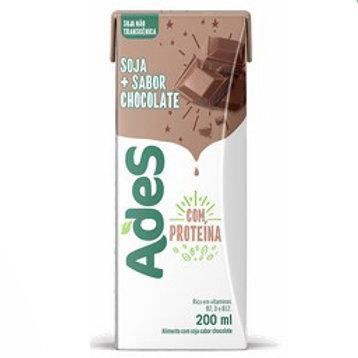 Alimento Soja Ades Kids 200ml  Chocolate