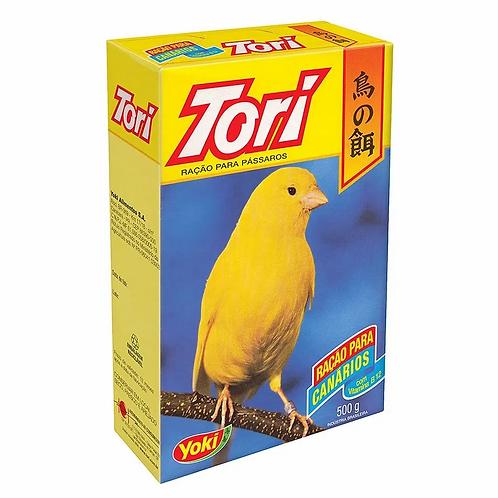 Ração Aves Tori 500g Canario