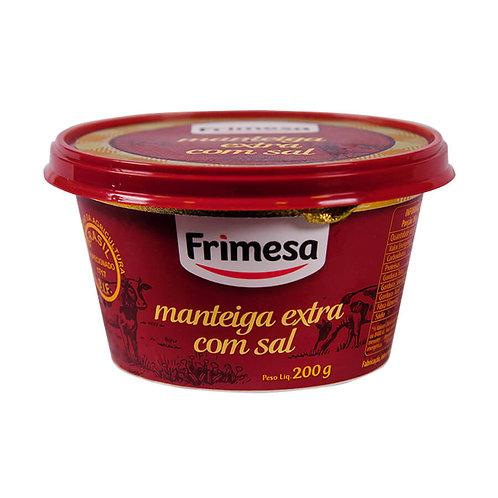 Manteiga Extra Frimesa 200g Com Sal