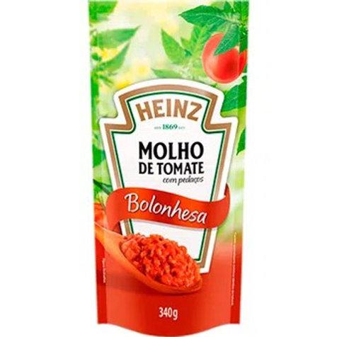 Molho Heinz 340g Bolonhesa