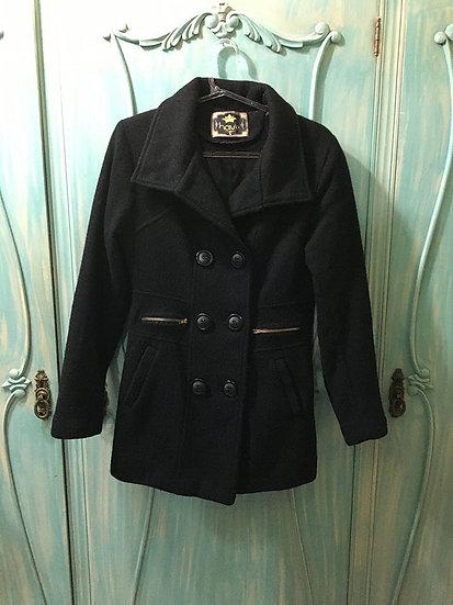 Casaco de lã Have preto