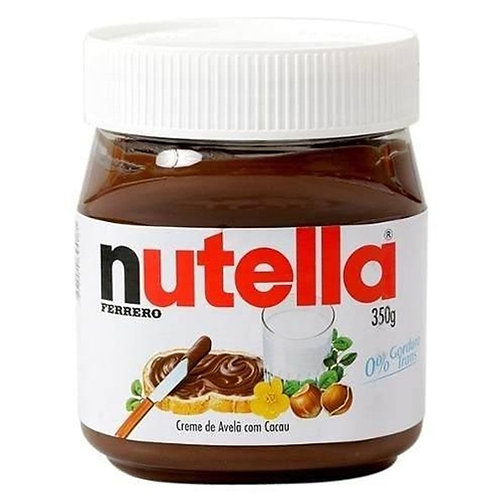 Creme Avelã Nutella 350g