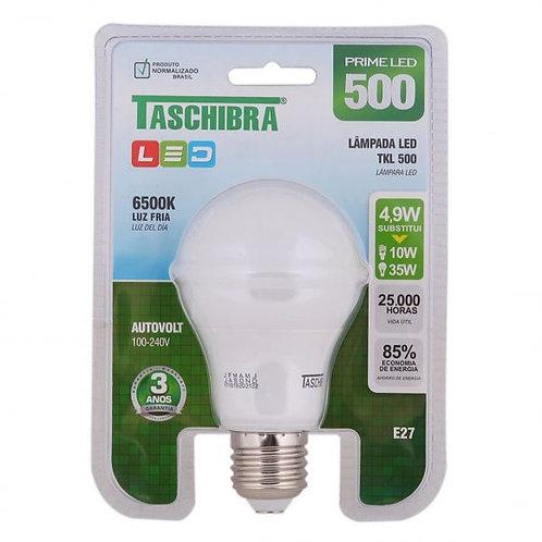 Lâmpada Led Taschibra 4,9W 6500K  220V