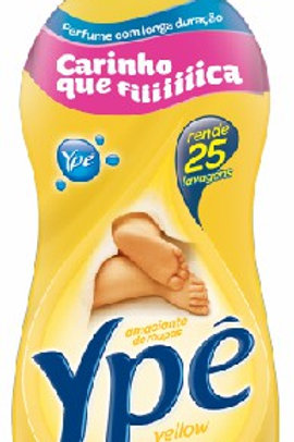 Amaciante Concentrado Ype 500ml  Yellow