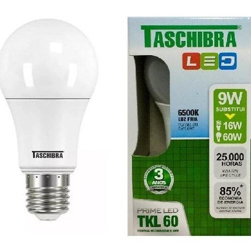 Lâmpada Led Taschibra 9W  6500K