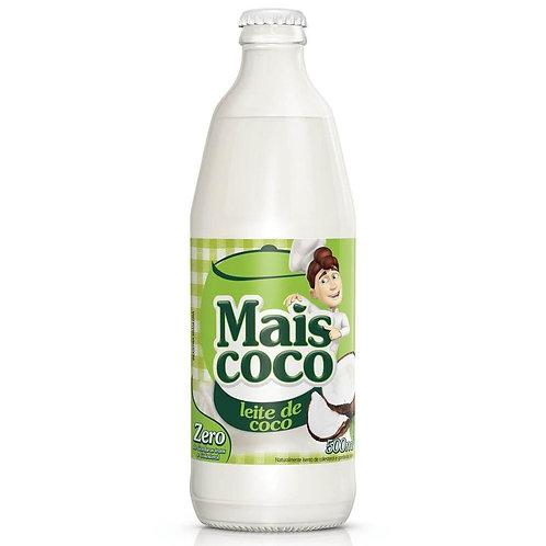 Leite de Coco Mais de Coco 500ml