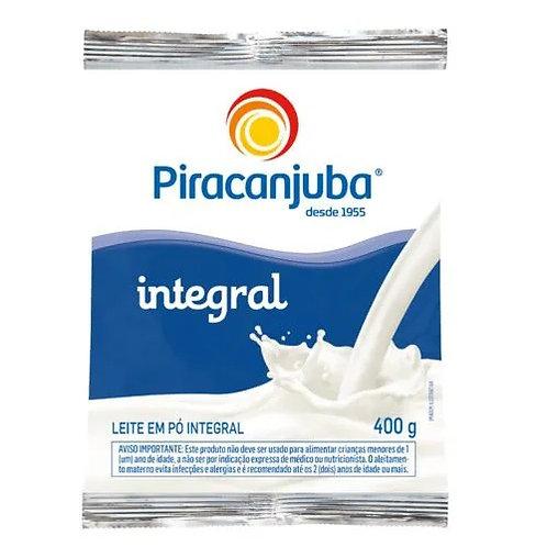 Leite em Pó Piracanjuba 400g Integral