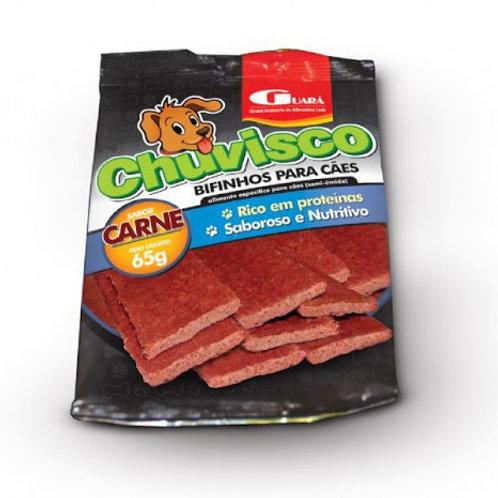 Bifinho Chuvisco 65g  Carne