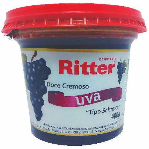 Doce de Fruta Ritter 400g  Uva