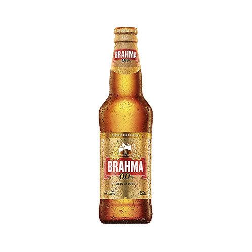 Cerveja Sem Álcool Brahma 355ml