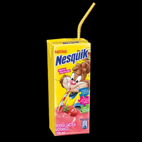 Achocholatado Líquido Nestle 200ml  Nesquik