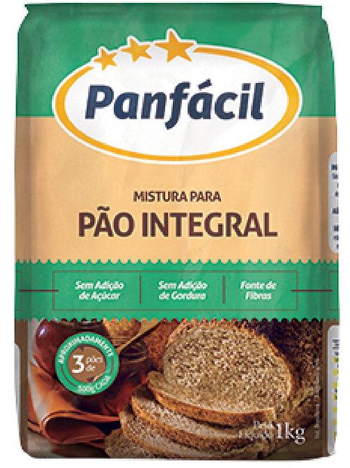 Farinha Trigo Panfacil 1Kg Pao Integral