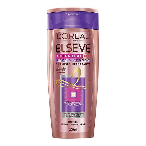 Shampoo Elseve  200ml Quera Leve E Sedoso