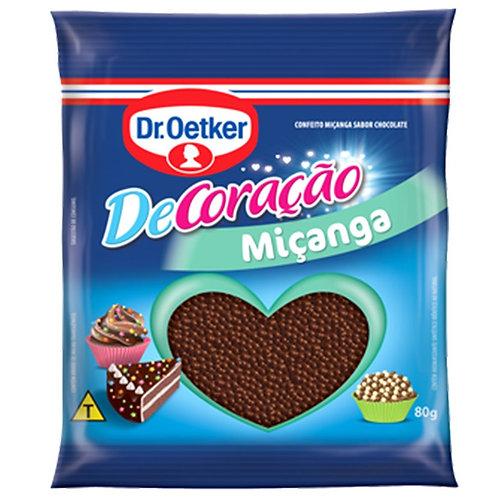 Confeito Dr Oetker Micanga 80g