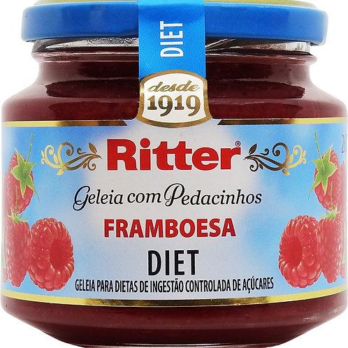 Geléia Ritter Diet 260g Framboesa