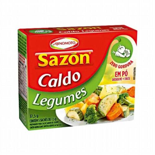 Caldo Sazon 37,5g  Legumes